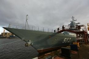 На судостроительном заводе «Северная верфь» прошли обыски