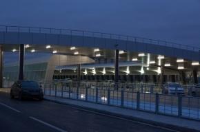 Аэропорт «Пулково» частично остался без света
