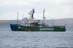 Экипаж Arctic Sunrise везут в Петербург