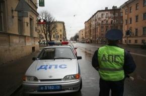 В Ленобласти угонщики такси попали в ДТП