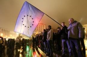 МВД Украины: Митингующие на Майдане мешали коммунальным службам