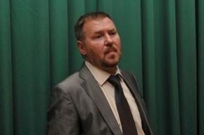 Экс-главу комитета по энергетике Олега Тришкина отпустили под залог