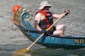 Петербург может принять гонку китайских лодок-драконов