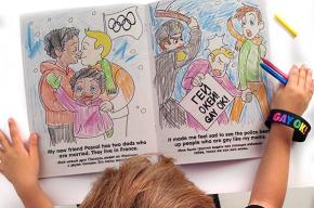 Депутат Госдумы нашел гей-пропаганду в детских раскрасках