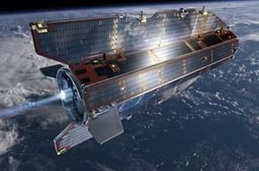 Обломки европейского спутника GOCE могут упасть на Землю 11 ноября