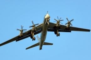 Япония подняла истребители из-за полета самолетов России