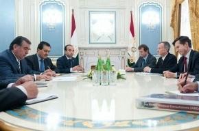 Председателем Таможенной службы Таджикистана стал 26-летний сын президента