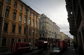 В доме напротив СИЗО с активистами Greenpeace произошел пожар