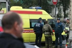 В Петербурге женщина на Subaru погибла, столкнувшись с автобусом