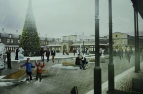 В Петербурге представили проект будущего Апраксина двора
