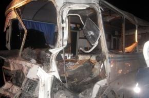 В массовом ДТП под Новосибирском погибли трое