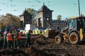 В Петербурге на капитальный ремонт закрывают Старо-Калинкин мост