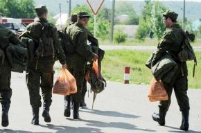 Призывники смогут сами выбрать срок службы в армии