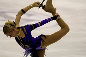 Российская фигуристка Погорилая сенсационно выиграла Гран-при Китая
