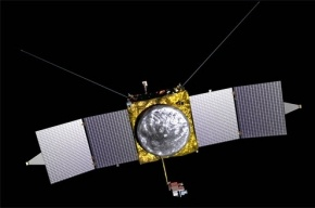 НАСА запускает к Марсу новый зонд