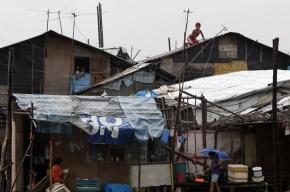 На Филиппины обрушился самый мощный тайфун за всю историю