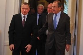 Лавров обвинил Евросоюз в «беспардонном давлении» на страны СНГ