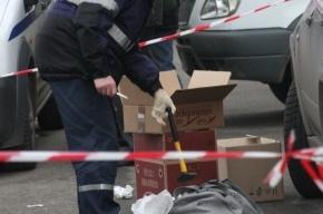 После ограбления инкассаторов в Петербурге возбудили дело о разбое
