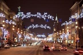 Новый год в Петербурге может быть теплым
