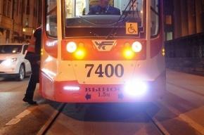 На Маршала Казакова пешеход погиб под колесами трамвая