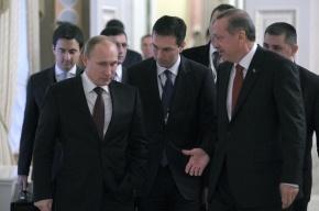 Путин обвинил ЕС в шантаже Украины