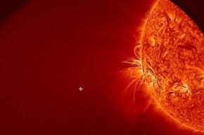 Комета ISON испарилась после сближения с Солнцем