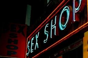 Милонов запретит детям посещать секс-шопы и бары
