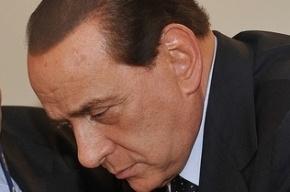 Берлускони стало плохо во время выступления