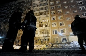 В Пермском крае в жилом доме произошел взрыв, один человек пострадал