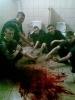 Заключенные калининградской колонии порезали вены и зашили рты, пытаясь добиться послабления режима. Фото: Анюта Шихиева: Фоторепортаж