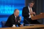 Фоторепортаж: «Пресс-конференция Путина 19 декабря 2013 (2)»