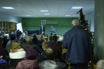 Борис Вишневский на встрече с жителями квартала «Северная Коломна»: Фоторепортаж