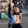 Фоторепортаж: «Акция Femen в Мадриде 20 декабря 2013 года »