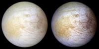 Фоторепортаж: «Европа спутник Юпитера»