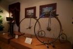 Фоторепортаж: «Музей велосипедов Петергоф»