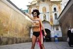 Акция Femen в Киеве 1 декабря 2013 года : Фоторепортаж