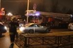 В Петербурге взорвался и частично обрушился жилой дом, Ольги Форш: Фоторепортаж