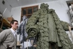 Фоторепортаж: «В Петербурге установят памятник великому Трезини »