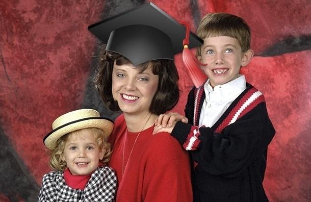 Для молодых мам высшее образование может стать бесплатным