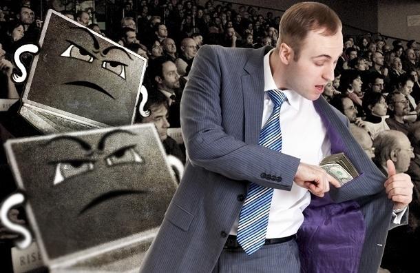 Смольный открыт для петербуржцев всего на 40%