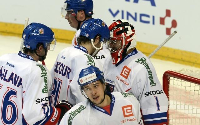 Фрагменты матча Кубка Первого канала Чехия - Финляндия: Фото