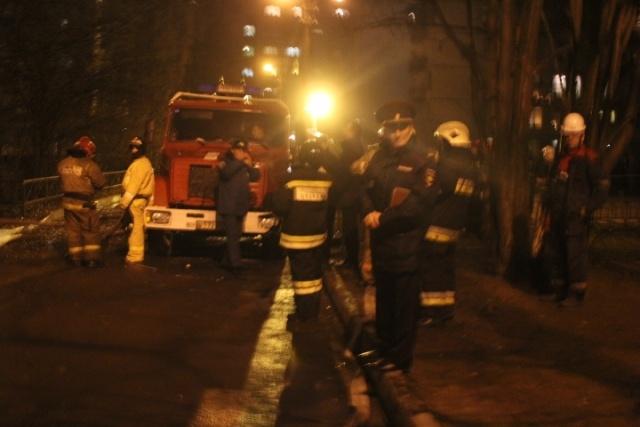В Петербурге взорвался и частично обрушился жилой дом, Ольги Форш: Фото