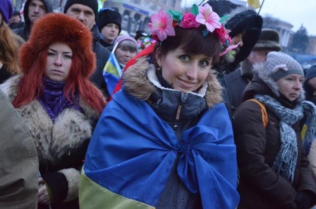 Евромайдан 18.12.2013 г. : Фото