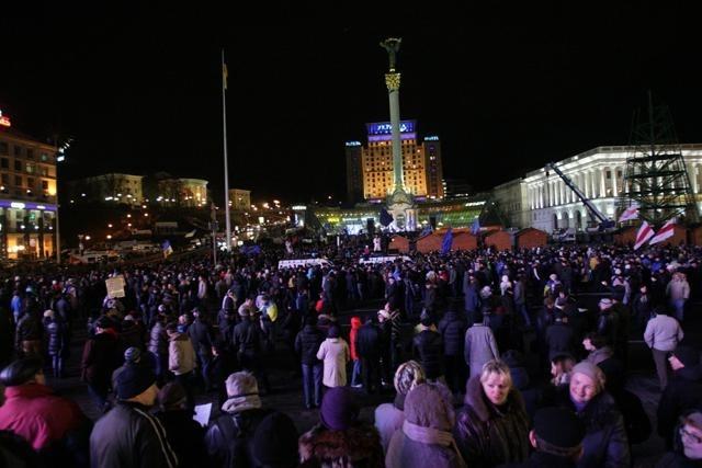 """""""Народное вече"""" 1 декабря 2013 года : Фото"""