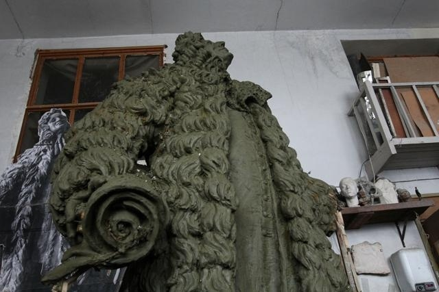 В Петербурге установят памятник великому Трезини : Фото