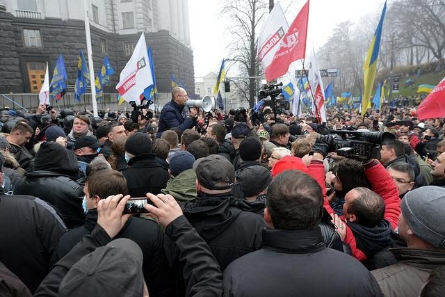Евромайдан. Часть 1. : Фото