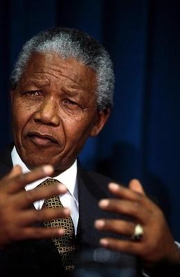 Нельсон Мандела: Фото