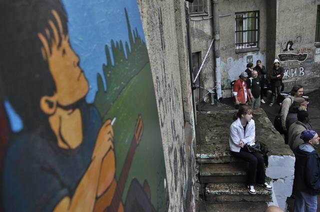 Камчатка Виктора Цоя : Фото