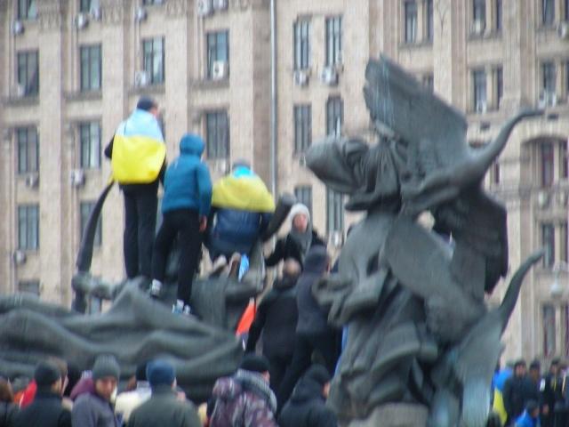 Евромайдан 1 декабря: Фото