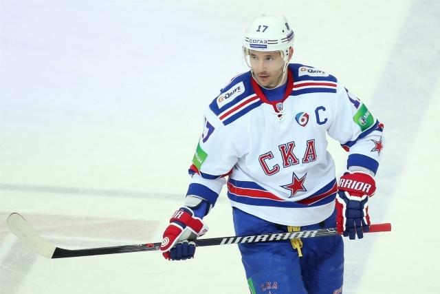 Матч КХЛ ЦСКА - СКА 6 декабря 2013 года : Фото